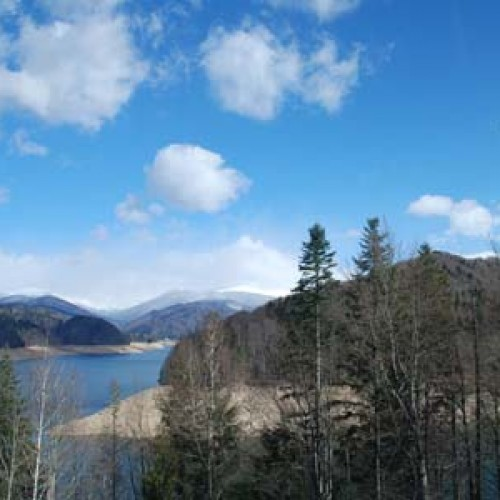 Valea Bucătarilor – la Valea cu Pești