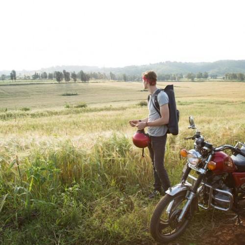 Liberi spre mare, cu bicicleta si longboard-ul!