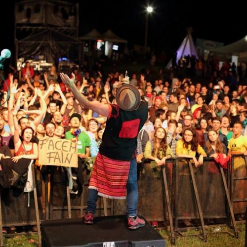 In Transylvania, festivalul de muzică din mijlocul pădurii