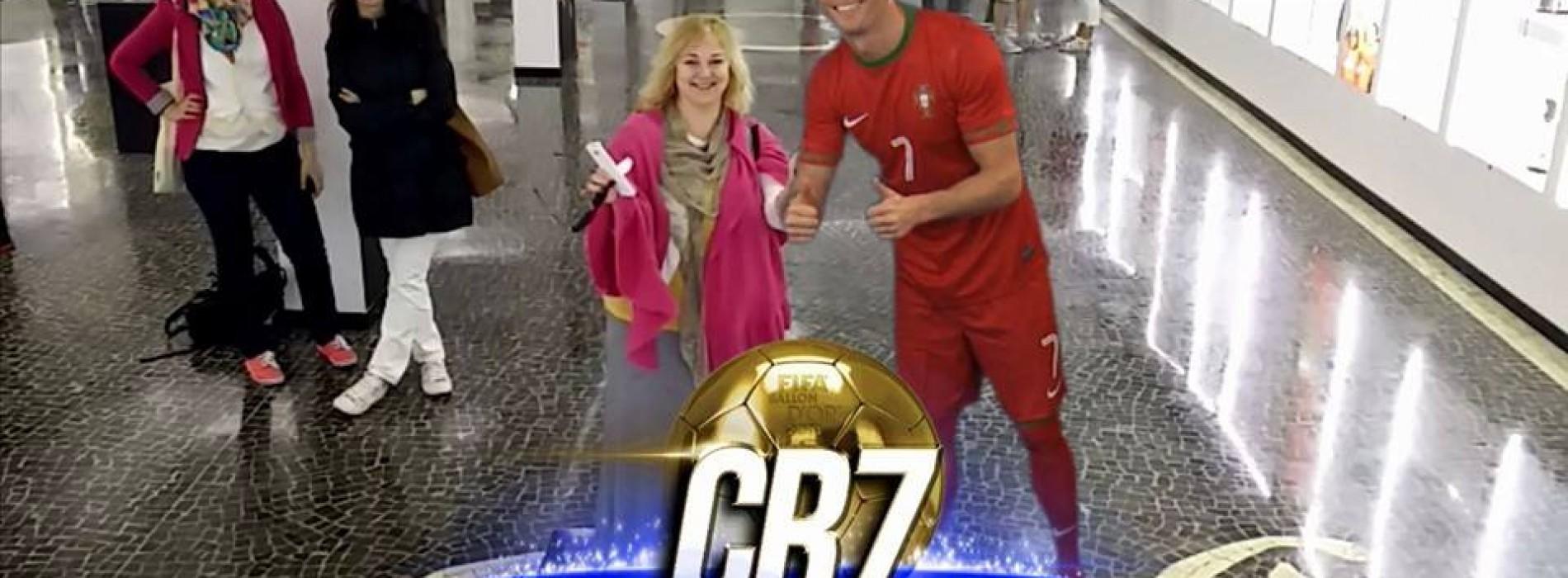 5 euro un selfie cu Ronaldo, în Madeira