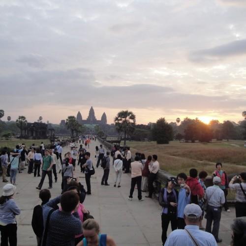 Cambodgia, o carte a junglei fascinantă