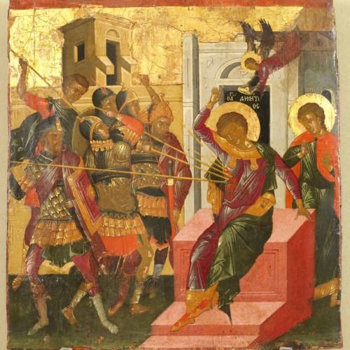 Știi legenda Sf. Mare Mucenic Dimitrie, Izvorâtorul de Mir?
