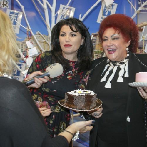 Petrecere-surpriză pentru Elena Merișoreanu și Claudia Ghițulescu, la Malta Travel
