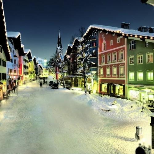 De pe Pământ, în Rai, în cele mai frumoase stațiuni din Alpi!
