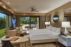 Carya Golf Villa-Master Bedroom