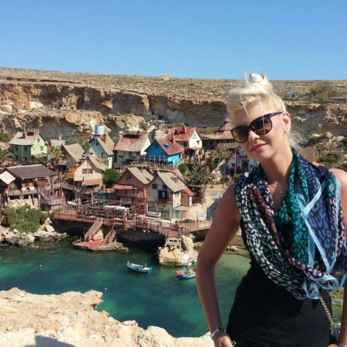 Vedetele au dat năvală la distracție în siguranță, în Malta