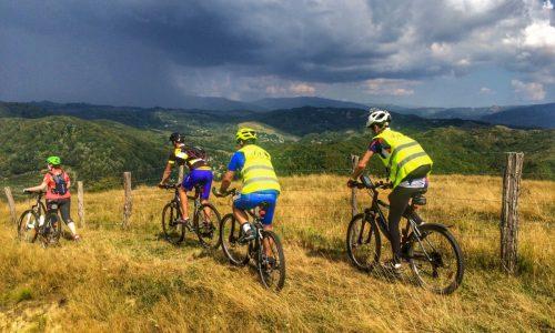 Breaza are 40 de km de trasee cicloturistice marcate