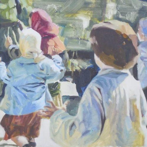 Pictori care știu drumul spre suflet, reuniți în Munții Apuseni