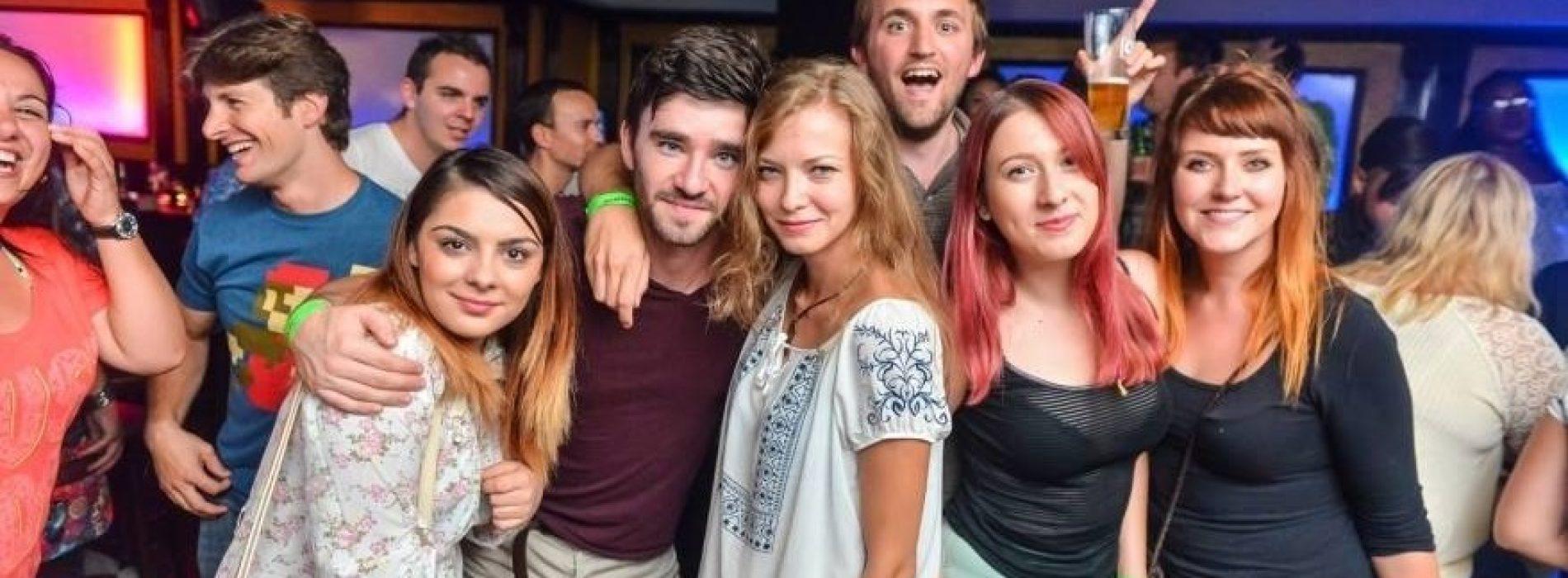 Pub crawl, excursii prin puburile și barurile din București