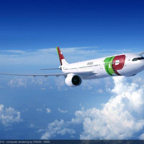 TAP Portugal va zbura din nou de la Lisabona la București și retur