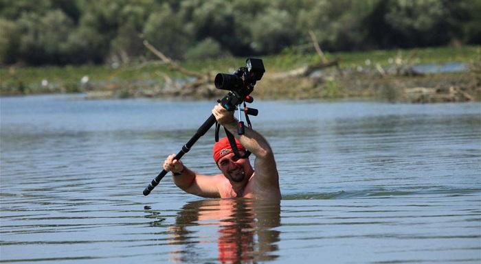Doru Panaitescu, fotograful dintre păsări, reptile și animale
