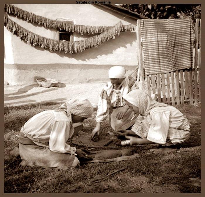 Caloianul și Paparudele, ritualuri pentru aducerea ploii