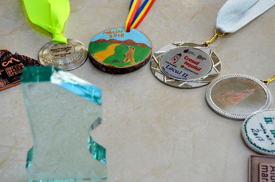 Maria Chihaia, alergătoare de cursă lungă la 53 de ani