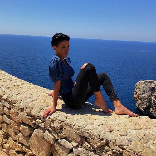Adelina Pestrițu a petrecut o săptămână în Malta, Insula de miere