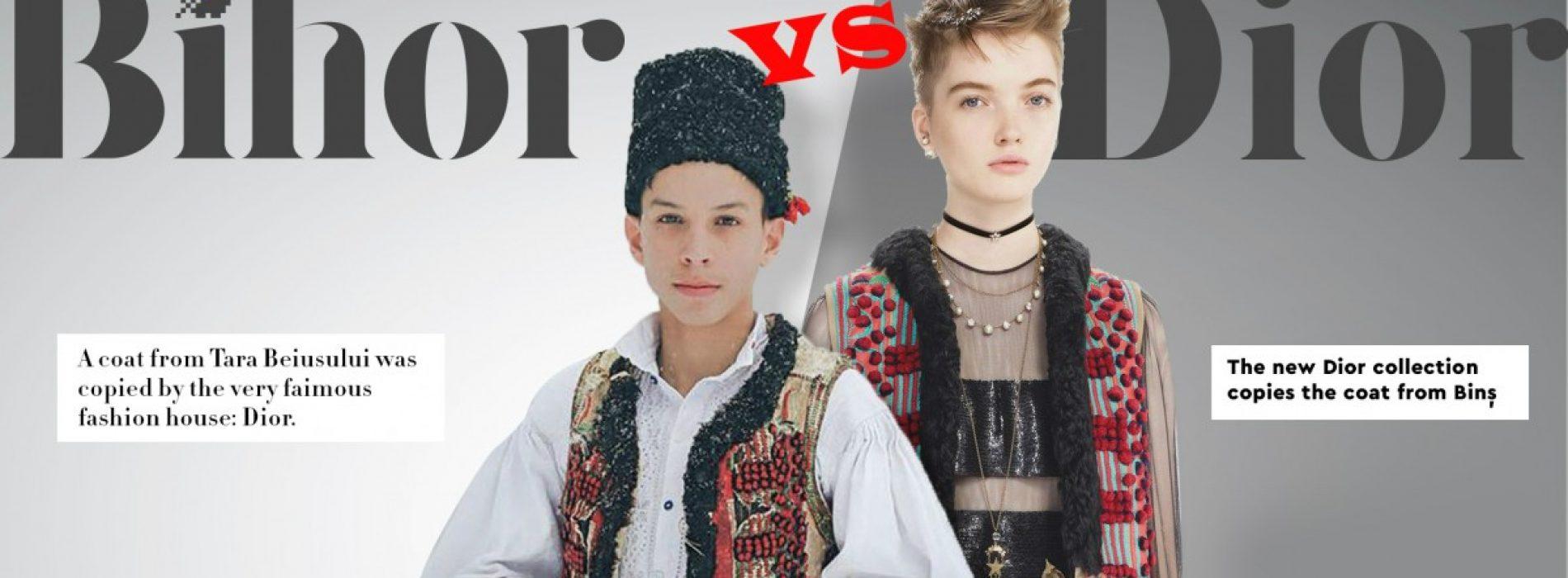 Războiul modei și tradiției: Bihor vs Dior