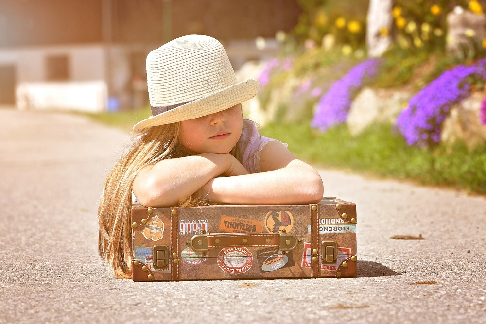 Trucuri testate pentru călătoria cu copiii