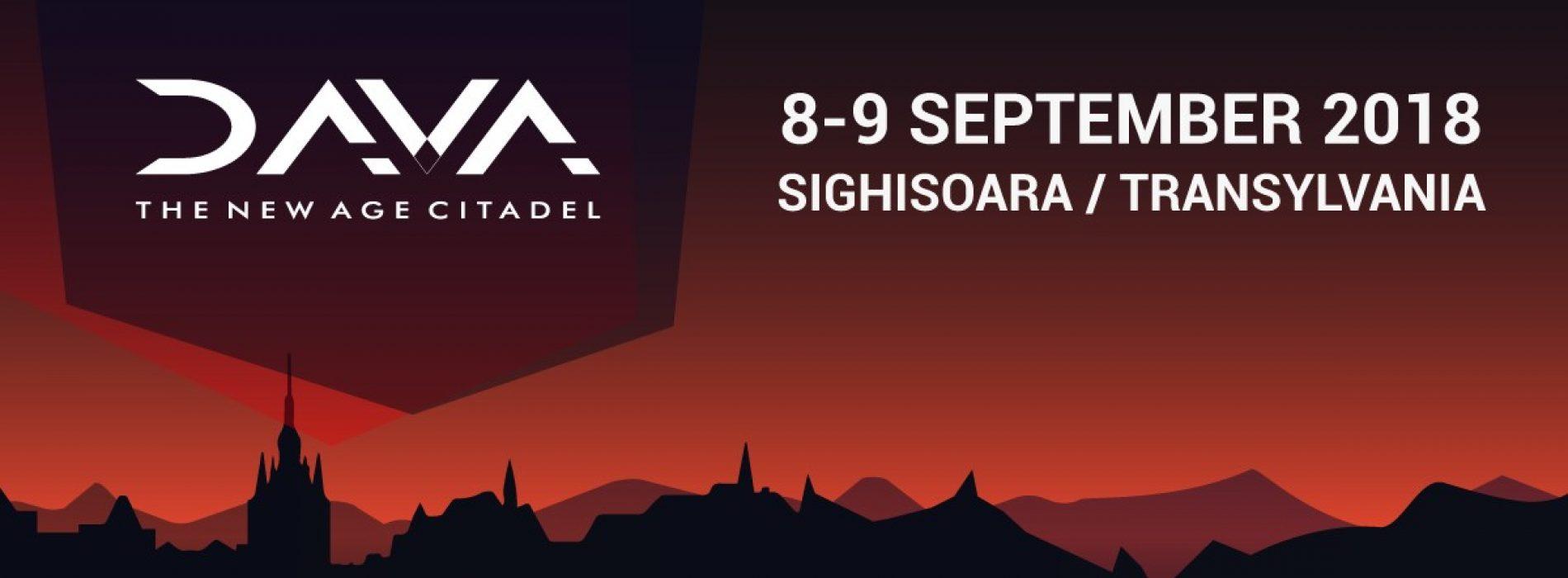 Dava, festivalul de la poalele cetăţii Sighișoara