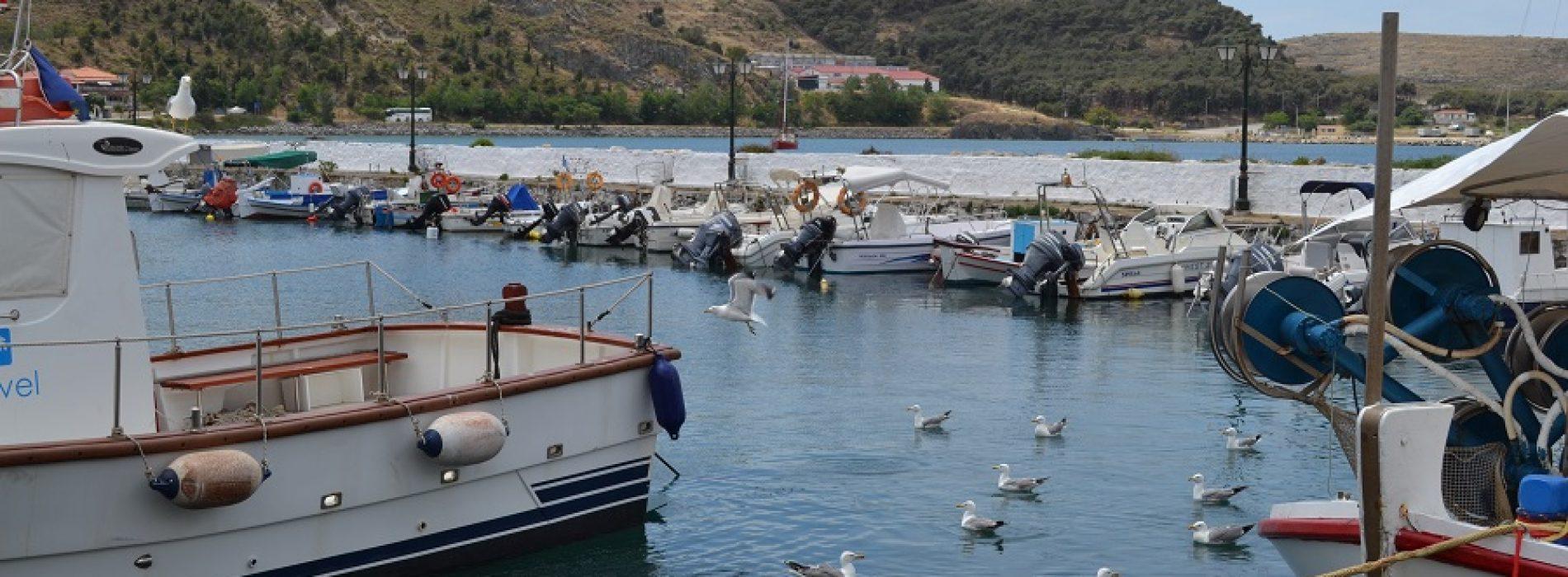 Un colț din insula Limnos, pentru fiecare tip de turist