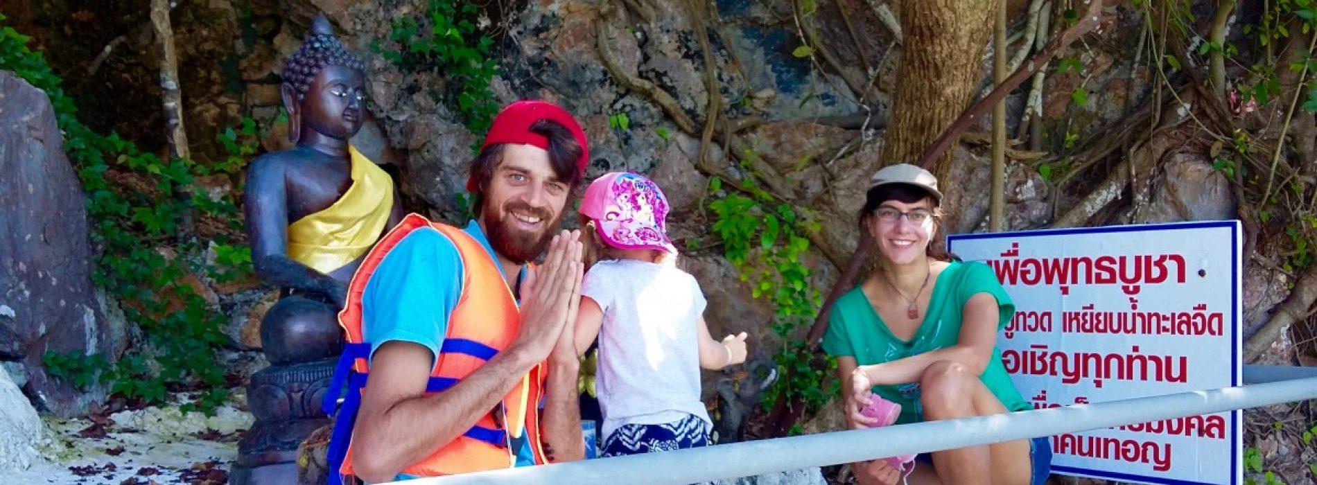 Kinder Trips, blogul unde călătoriile cu copiii sunt văzute ca un proces de învățare