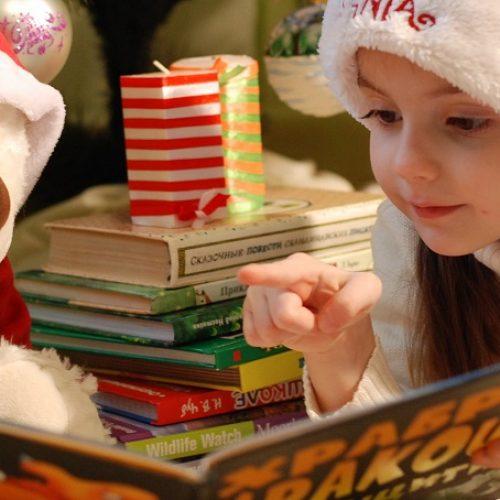 Învață-ți copilul să fie Moș Crăciun