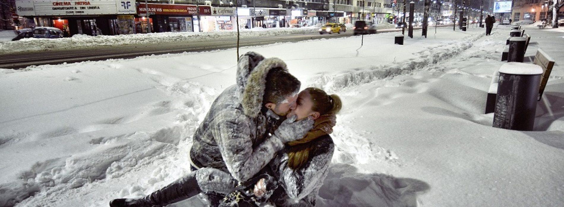 Patru fotografi îți vând câteva trucuri ca să obții cele mai bune cadre de iarnă