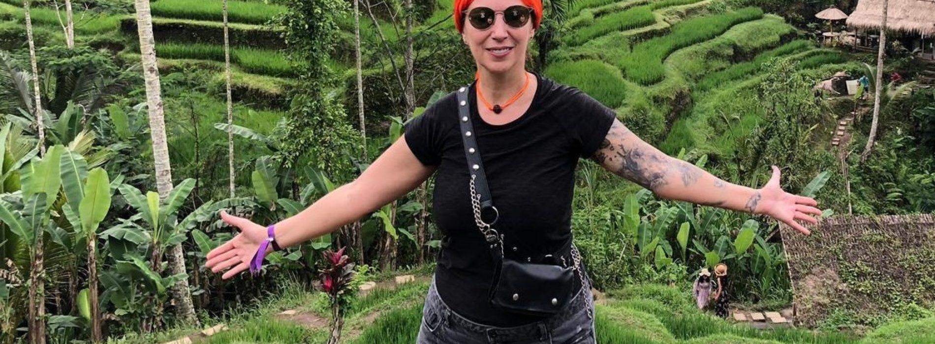 Christina Gramma, autoarea singurei enciclopedii românești de hair design, lansează moda călătorilor estetico-terapeutice
