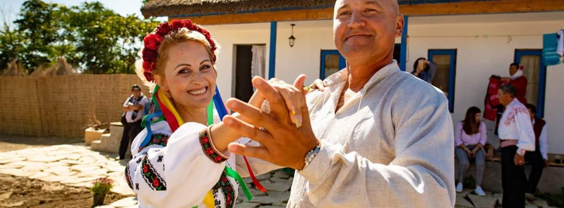 Pentru o familie de cazaci zaporojeni din Sfântu Gheorghe, Delta e cel mai frumos loc de pe Pământ