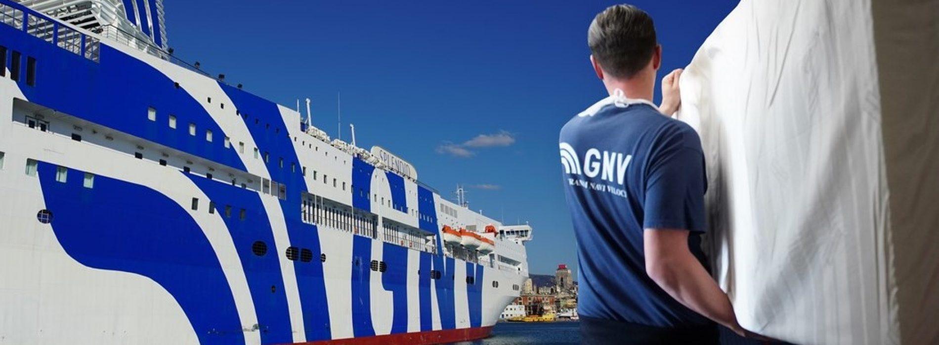 GRANDI NAVI VELOCI, parte a Grupului MSC, a transformat feribotul Splendida în spital plutitor