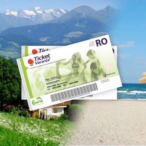 Voucherele de vacanță vor fi valabile până la 31 mai 2021