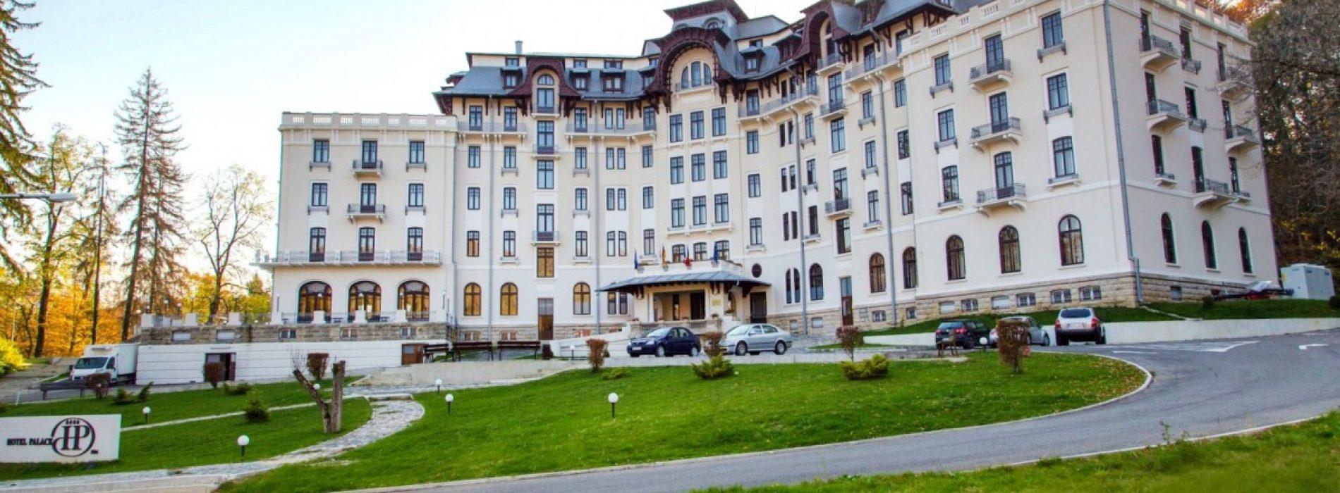 Te invităm la Palace, castelul din Băile Govora