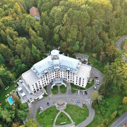(P) Hotel Palace, din Băile Govora, ofertă de aprilie, cu acces la Spa