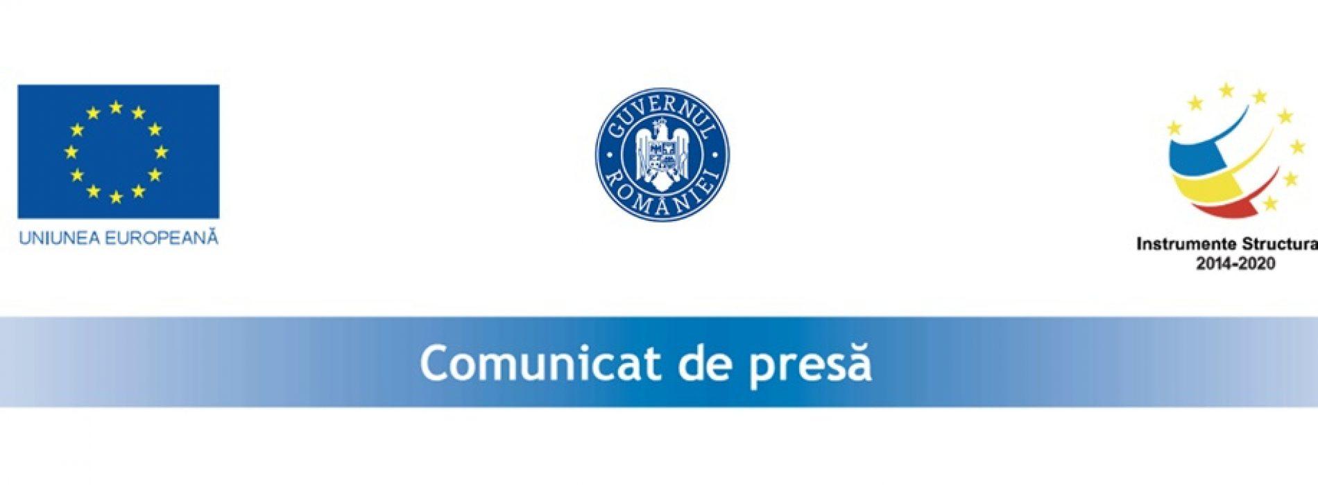 PROIECT COFINANȚAT DIN FONDUL EUROPEAN DE DEZVOLTARE REGIONALA PRIN PROGRAMUL OPERAȚIONAL COMPETITIVITATE