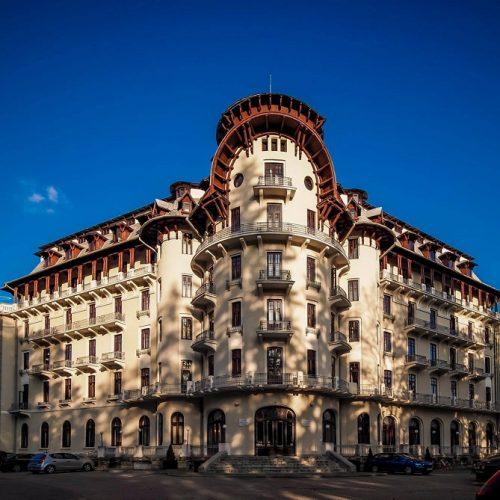 (P) Reeducare respiratorie la Palace Băile Govora, pentru pacienții afectați de pandemie
