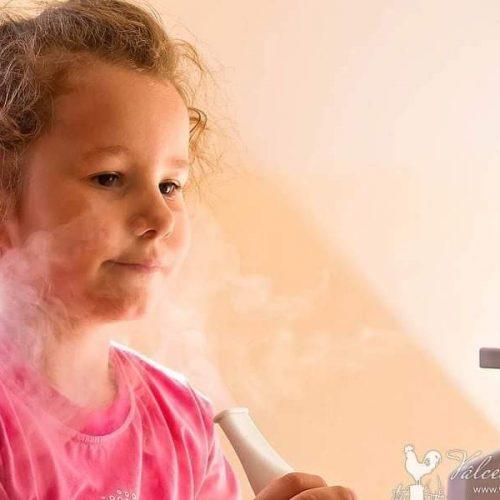 (P) Welness respirator în stațiunea copiilor și a plămânilor sănătoși
