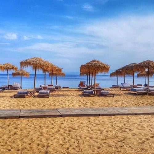 Insula Skiathos din Grecia, destinație sigură pentru vacanță
