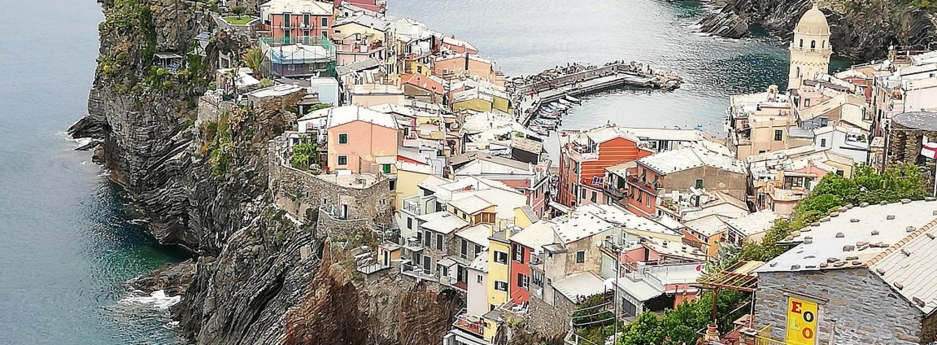 Cinque Terre, pământurile create de Dumnezeu pentru sufletul turiştilor