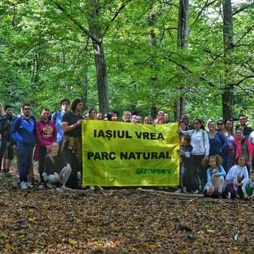 Iașul vrea parc natural! Autoritățile și societatea civilă, aliate în acest demers