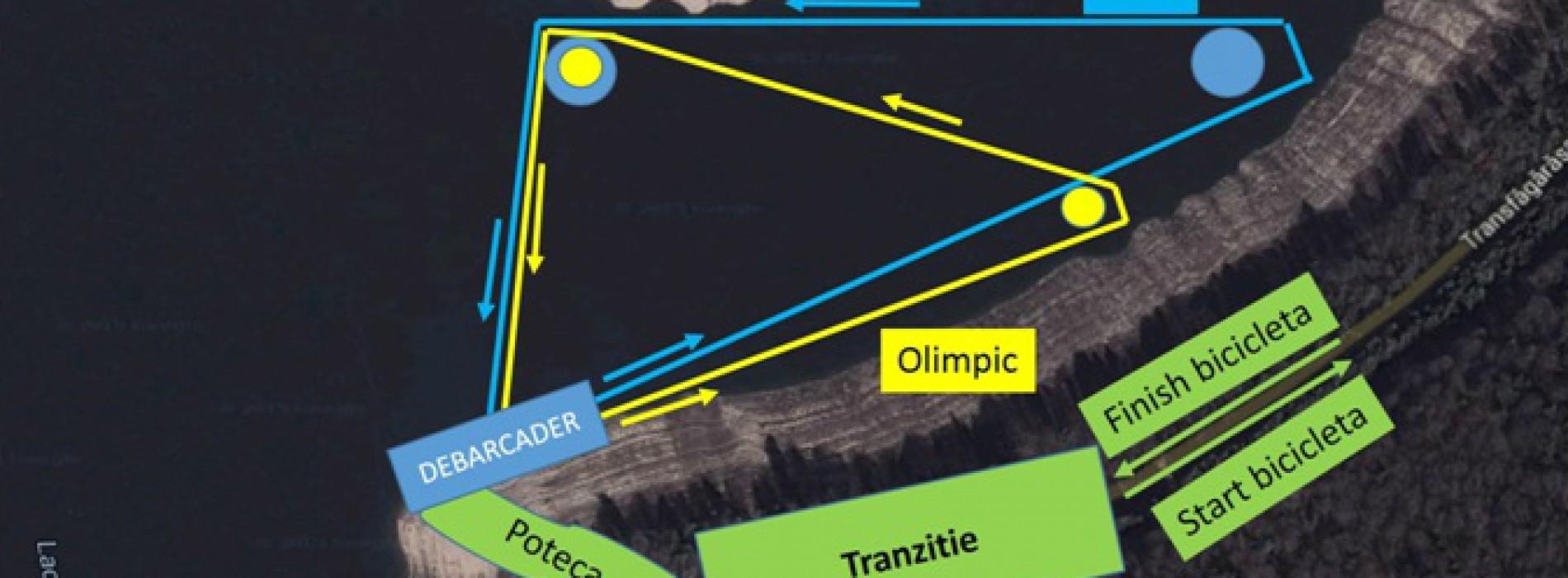 Aviz călătorillor! Triatlonul închide Transfăgărășanul pe 25 iulie